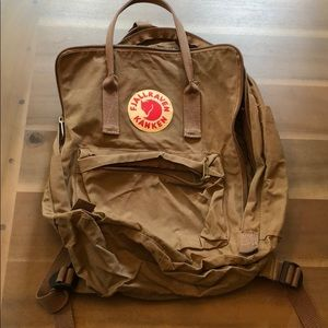 Fjallraven Back pack